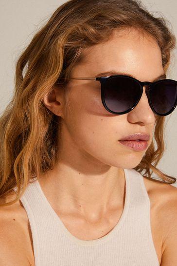 PILGRIM Coal Vanille Sunglasses
