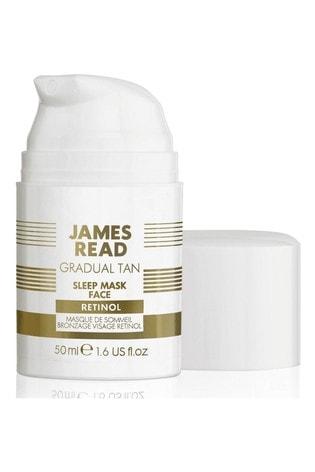 James Read Tan Sleep Mask Tan Face with Retinol – 50ml
