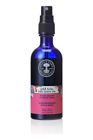 Neals Yard Remedies Wild Rose Dry Body Oil 100ml