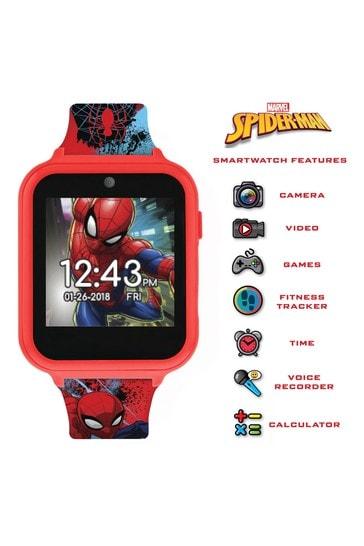 Peers Hardy Spiderman Kids Interactive Watch