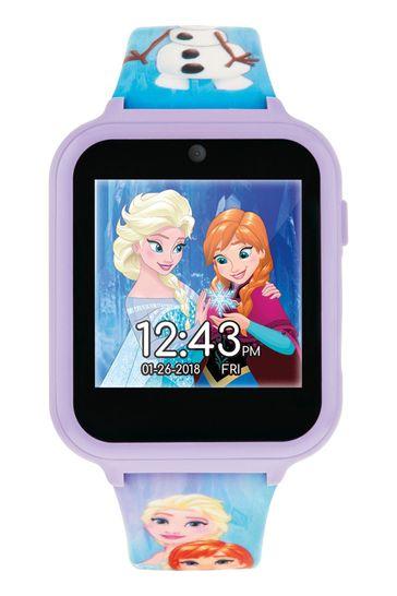 Peers Hardy Disney Frozen Anna and Elsa Kids Interactive Watch
