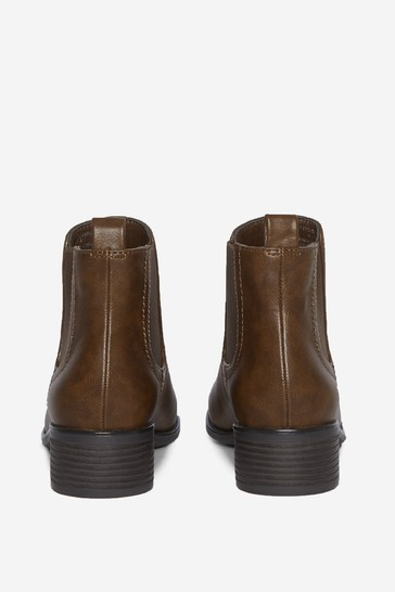 Dorothy Perkins maple Wide Fit Boots