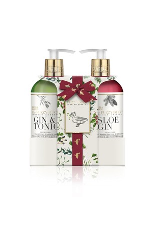 Baylis & Harding The Fuzzy Duck Winter Wonderland 2 Bottle Set