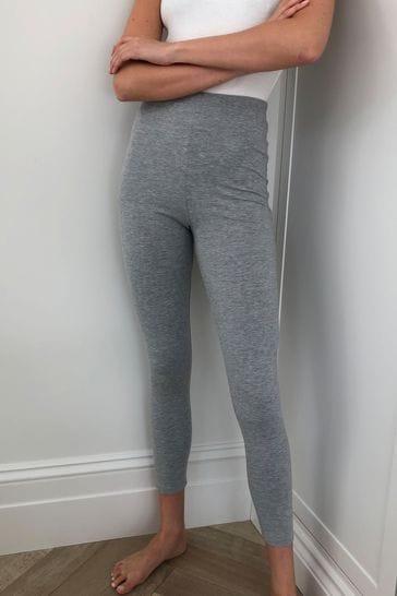 Lipsy Grey Regular High Waist Leggings