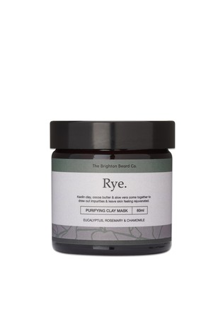 The Brighton Beard Co. Rye Purifying Clay Mask 60g