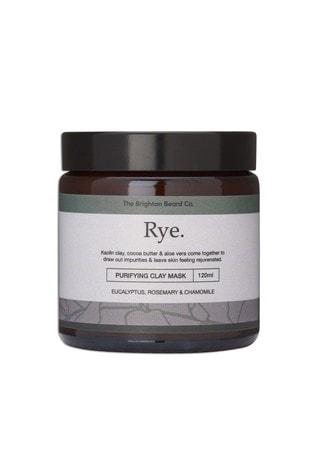 The Brighton Beard Co. Rye Purifying Clay Mask 120g