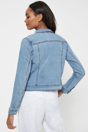 Vero Moda Light Blue Classic Denim Jacket