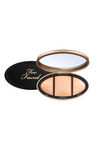 Too Faced Born This Way Skin Centric Highlighting Palette