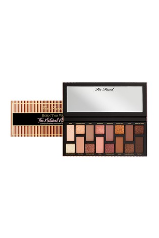 Too Faced Born This Way The Natural Nudes Skin Centric Eyeshadow Palette