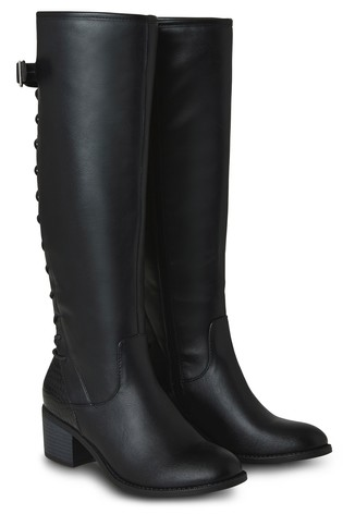 Joe Browns The Latest Lace Back Boots