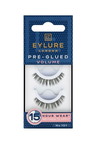 Eylure Pre-glued Volume No. 101 False Lashes