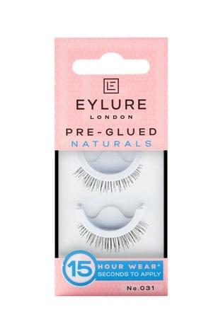 Eylure Pre-glued Naturals No. 031 False Lashes