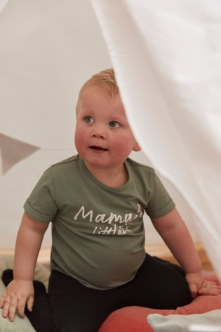 Mamalicious Baby Printed Top