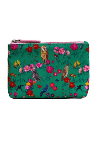 Vintage & Co NATHALIE LETE FOREST FOLK Cosmetic Pouch