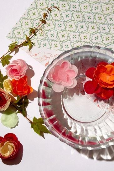 Vintage & Co FABRIC & FLOWERS Soap Flowers