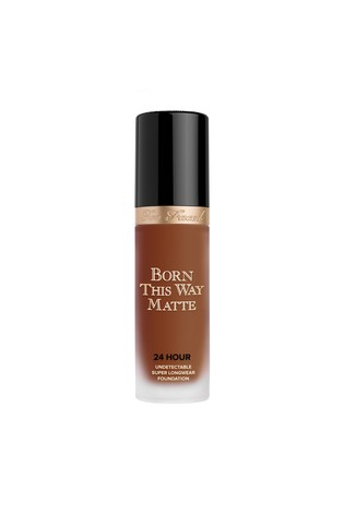 Too Faced Born This Way Matte 24 Hour Long-Wear Foundation