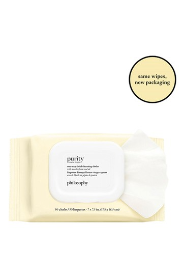 Philosophy philosophy biodegradable wipes