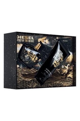 Diesel Spirit Of The Brave Eau de Toilette Gift Set