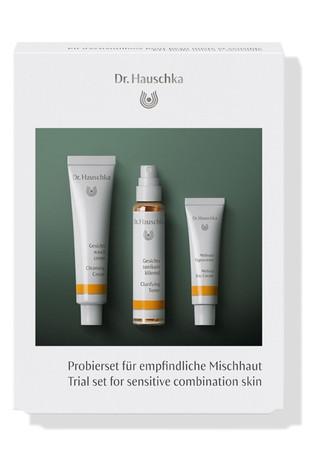 Dr. Hauschka Trial Set for Sensitive, Combination Skin