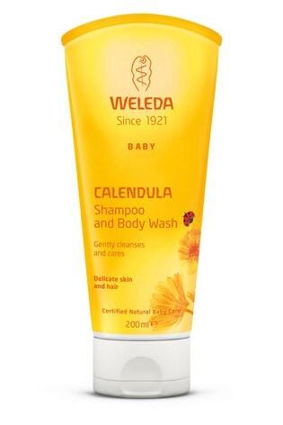 Weleda Calendula Shampoo & Body Wash 200ml