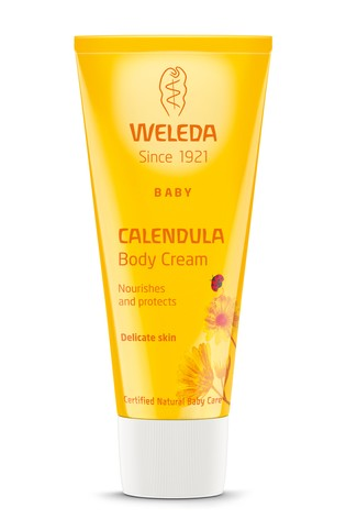Weleda Calendula Moisturising Body Cream 75ml