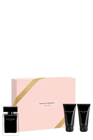 Narciso Rodriguez For Her Eau de Toilette 50ml Set (Worth £76.50)