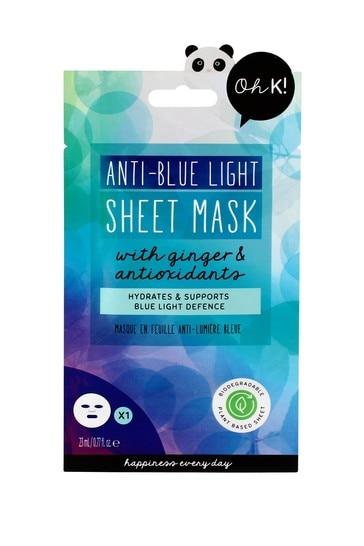 Oh K! Anti Blue Light Sheet Mask