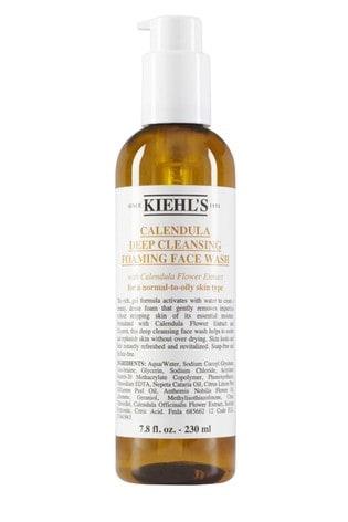 Kiehl's Calendula Deep Cleansing Foaming Face Wash 230ml