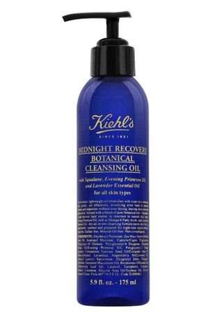 Kiehl's Midnight Recovery Botanical Cleansing Oil 175ml