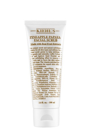 Kiehl's Pineapple Papaya Facial Scrub 100ml