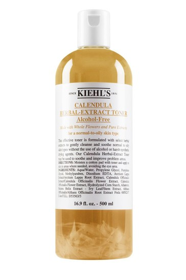 Kiehl's Calendula Herbal Extract Alcohol-Free Toner 500ml