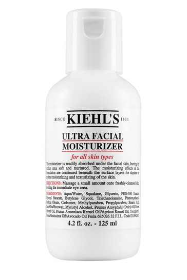 Kiehl's Ultra Facial Moisturiser 125ml