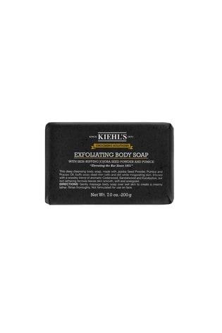 Kiehl's Body Scrub Soap 200g