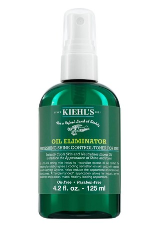 Kiehl's Men's Oil Eliminator Refreshing Shine Control Spray Toner 125ml