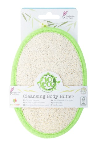 So Eco So Eco Cleansing Body Buffer