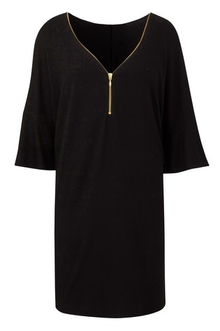 Simply Be Zip Front Tunic