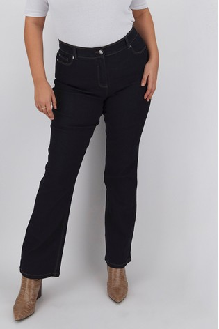 Simply Be 24/7 Bootcut Jeans