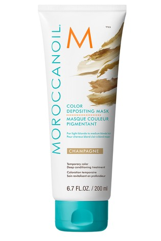 Moroccanoil Color Depositing Mask, Champagne 200ml