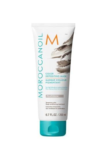 Moroccanoil Color Depositing Mask, Platinum 200ml