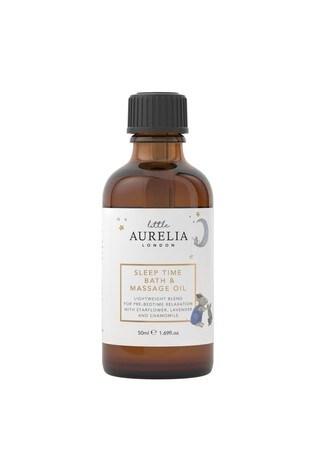 Aurelia Sleep Time Bath  Massage Oil 50ml
