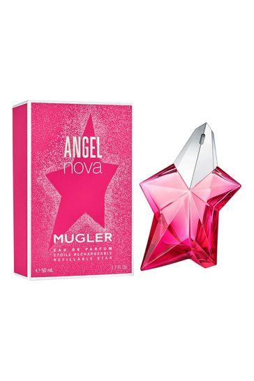 Mugler Angel Nova Eau De Parfum Natural Spray Refillable 50ml