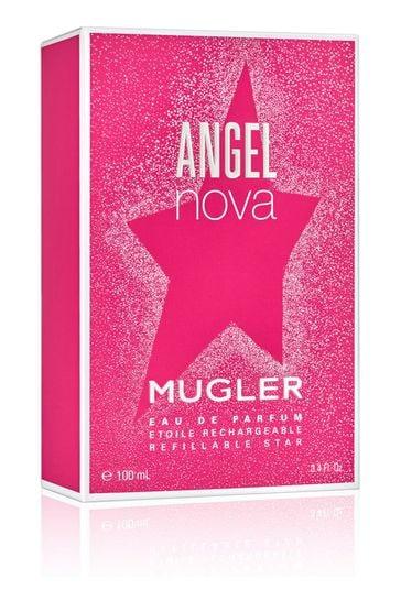 Mugler Angel Nova Eau De Parfum Natural Spray Refillable 100ml