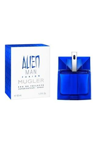 Mugler Alien Man Fusion Eau De Toilette 50ml