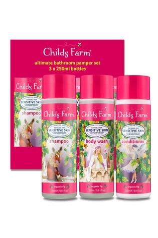 Childs Farm Ultimate Bathroom Pamper Set