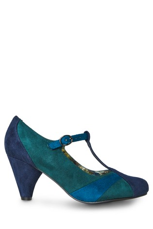 Joe Browns Pacific Heights T-Bar Shoes