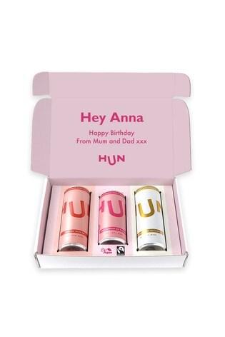 Personalised Hun Wines Selection Box by Yoodoo