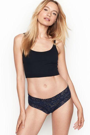Victoria's Secret Geo Lace Cheeky Panty