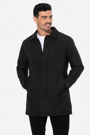 Threadbare Padded Longline Jacket