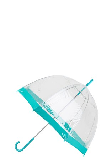 Totes Green PVC Dome Border Umbrella