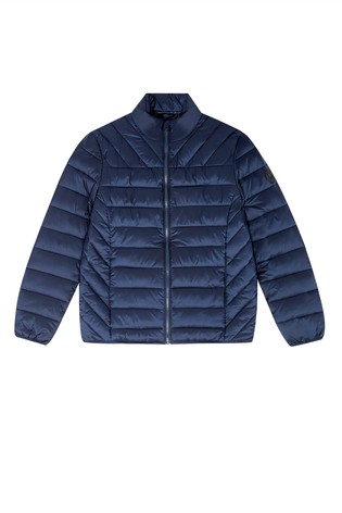 Burton Navy Fuji Padded Jacket